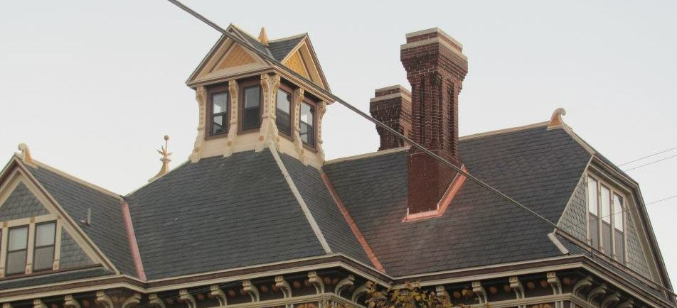 Daca Roofing Victorian Home Roofing Restoration Daca Roofing